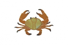 Crab-8in-brown