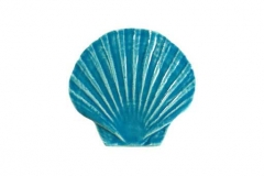 Seashell-5in-aqua