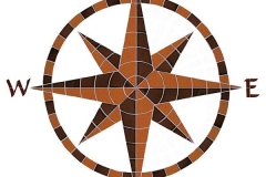 8pt-compass-Brown-direction
