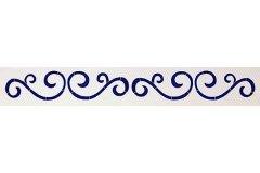 Swirl-Border-Blue